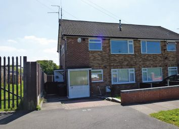 Thumbnail 2 bed maisonette for sale in Glenmead Road, Great Barr, Birmingham, West Midlands
