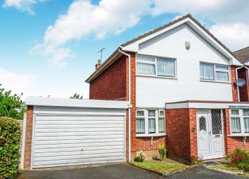 Thumbnail 3 bed detached house for sale in St. Ives Road, Walsall
