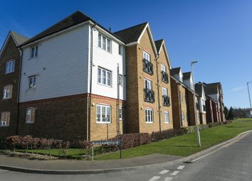 Thumbnail 2 bed flat for sale in Wherry Close, Margate