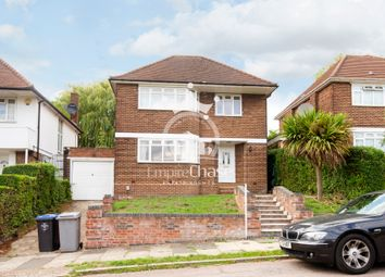 Thumbnail 3 bed detached house to rent in East Hill, Wembley Park
