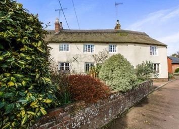Thumbnail 3 bed semi-detached house for sale in East Budleigh, Budleigh Salterton, Devon
