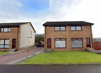 Thumbnail 2 bedroom semi-detached house for sale in Royal Inch Crescent, Braehead, Renfrew