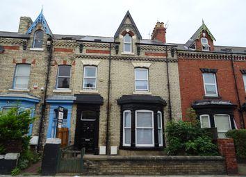 Thumbnail 1 bedroom maisonette to rent in Grange Road, Hartlepool