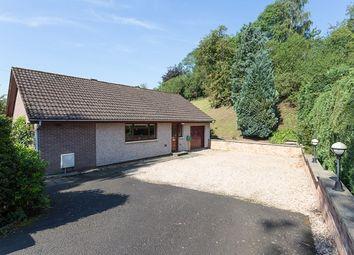 Thumbnail 4 bed bungalow for sale in 99 Bleachfield Road, Selkirk, Borders