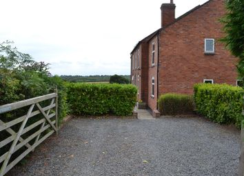Thumbnail 4 bed farmhouse for sale in Sealwood Lane, Overseal, Swadlincote