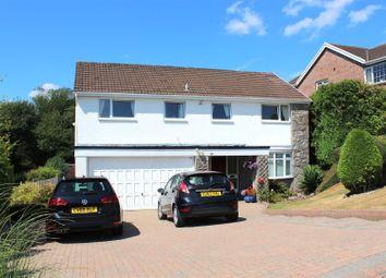 Thumbnail 4 bedroom detached house for sale in Westport Avenue, Mayals, Swansea