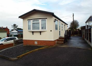 Thumbnail 2 bedroom mobile/park home for sale in East Field Park, Tuxford, Nottinghamshire