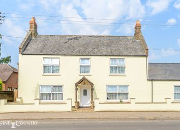 Thumbnail 5 bed detached house for sale in Hillgate, Gedney Hill, Spalding