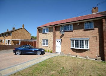 Thumbnail 5 bedroom end terrace house for sale in Great Benty, West Drayton