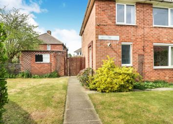 Thumbnail 3 bed end terrace house for sale in Taunton Way, Grimsby