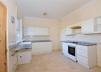 Thumbnail 3 bed end terrace house for sale in Shaftesbury Avenue, Folkestone, Kent