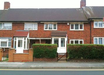 Thumbnail 3 bed terraced house to rent in Grosvenor Street West, Edgbaston, Birmingham