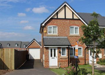 3 bed semi-detached house to rent in Galingale View, Newcastle, Staffordshire ST5