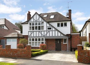 Thumbnail 6 bed detached house for sale in Dunstall Road, Wimbledon
