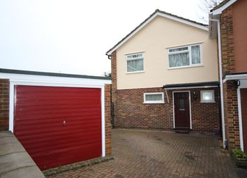 Thumbnail 3 bed semi-detached house for sale in Grindstone Crescent, Knaphill, Woking