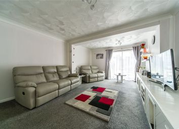 Thumbnail 3 bedroom terraced house for sale in Wollaston Close, Parkwood, Rainham, Kent