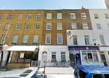 Thumbnail 3 bedroom flat to rent in 76 Cleveland Street, Fitzrovia, London