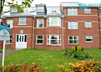 Thumbnail 2 bed flat to rent in Monkspath Hall Road, Solihull