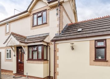 Thumbnail 2 bed semi-detached house to rent in Willowbank, Chippenham