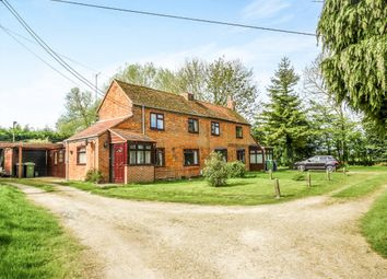 Thumbnail 2 bed semi-detached house for sale in Mill Lane, Sutton Courtenay, Abingdon