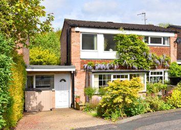 Thumbnail 3 bed link-detached house for sale in Hollins Crescent, Harrogate