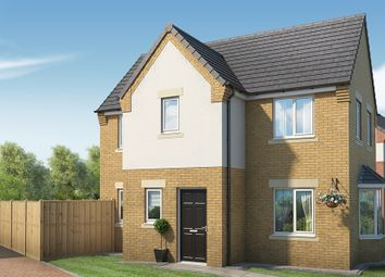 "Thumbnail 3 bedroom property for sale in ""The Mulberry At The Pinders"" at Coach Road, Throckley, Newcastle Upon Tyne"