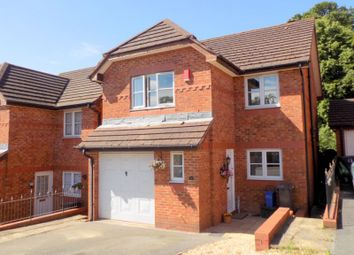 Thumbnail 4 bed detached house for sale in Port Mer Close, Exmouth, Devon
