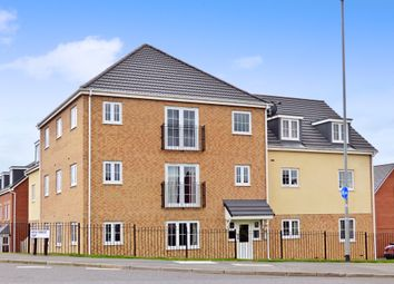 Thumbnail 2 bedroom flat for sale in Woodside Court, Middleton, Leeds