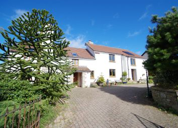 Thumbnail 4 bedroom cottage for sale in Darracott, Georgeham, Braunton