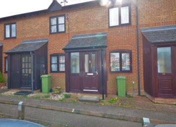 Thumbnail 2 bedroom terraced house to rent in Woolrich Gardens, Milton Keynes