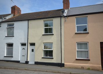 Thumbnail 2 bed terraced house for sale in Wesley Cottages, Exminster, Near Exeter