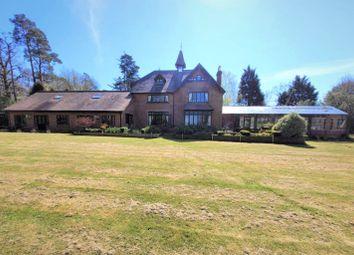 Five Oaks Road, Slinfold, West Sussex RH13. 7 bed detached house for sale
