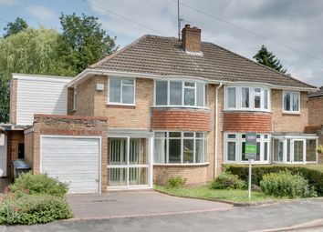 Thumbnail 4 bed semi-detached house for sale in Wickham Road, Studley
