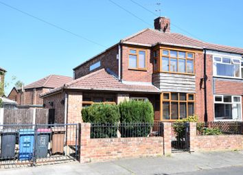 Thumbnail 3 bed semi-detached house for sale in Gee Lane, Eccles, Manchester