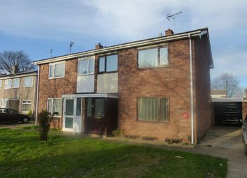 Thumbnail 3 bedroom property to rent in Bradden Street, Ravensthorpe, Peterborough