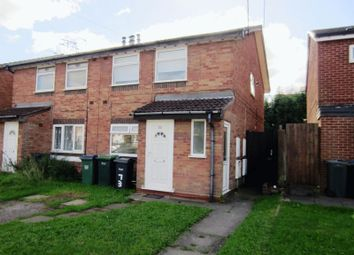 Thumbnail 2 bedroom flat to rent in Peel Way, Tividale, Oldbury