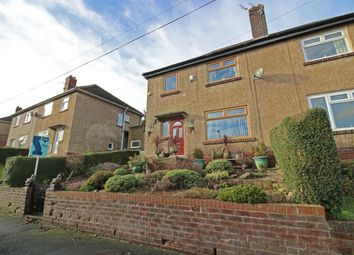 Thumbnail 3 bed semi-detached house for sale in Oakroyd Drive, Brighouse