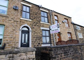 Thumbnail 2 bedroom terraced house for sale in Hollinhey Terrace, Hollingworth, Hyde
