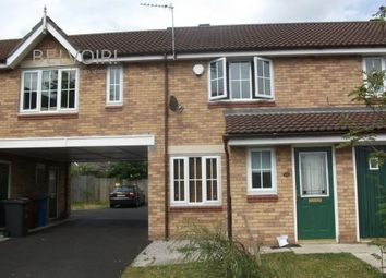 Thumbnail 2 bedroom end terrace house to rent in Bellfield Close, Manchester