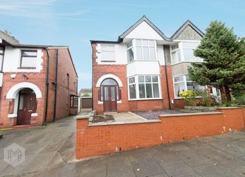 Thumbnail 3 bedroom semi-detached house for sale in Woodsley Road, Doffcocker, Bolton
