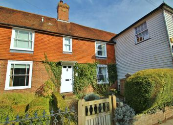 Thumbnail 4 bed terraced house for sale in High Street, Ticehurst, Wadhurst