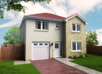 Thumbnail 4 bed detached house for sale in The Wisteria, Off Cupar Road, Leven, Fife