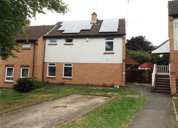 Thumbnail 3 bed semi-detached house to rent in Ipswich Close, Leicester