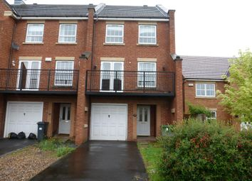 Thumbnail 3 bed town house to rent in Banquo Approach, Heathcote, Warwick