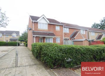Thumbnail 1 bedroom end terrace house for sale in Barnum Court, Swindon