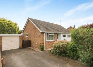 Thumbnail 2 bed detached bungalow for sale in Heathfield Close, Creech Heathfield, Taunton