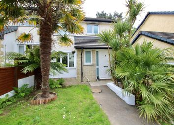 Thumbnail 3 bed semi-detached house for sale in Nans Kestenen, Helston