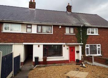 Thumbnail 3 bed terraced house for sale in Ffordd Pandarus, Mostyn, Holywell, Flintshire