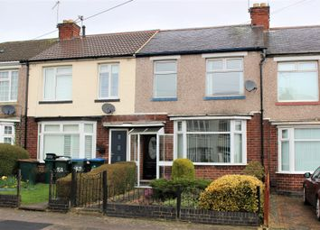 Thumbnail 3 bed terraced house for sale in Elm Tree Avenue, Coventry