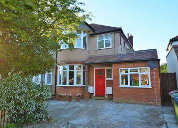 Thumbnail 3 bed flat for sale in Kingsfield Avenue, North Harrow, Harrow